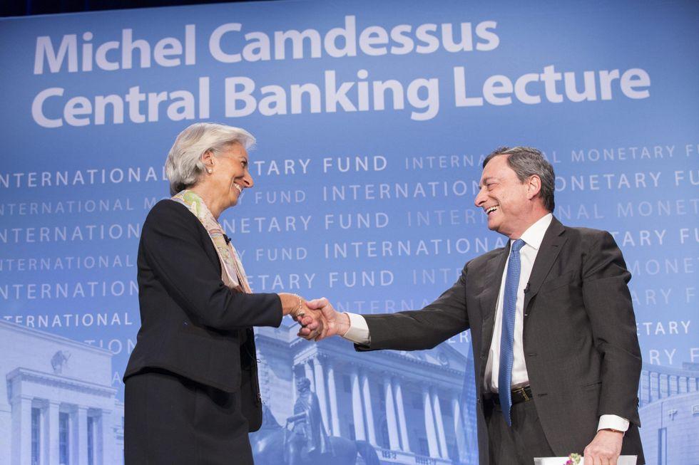 Crisi Eurozona: l'Italia non può rassegnarsi alle prospettive del FMI