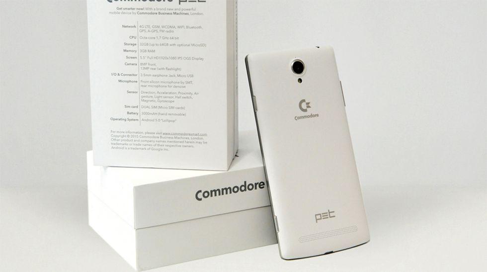Vi spiego perché lo smartphone Commodore non può funzionare