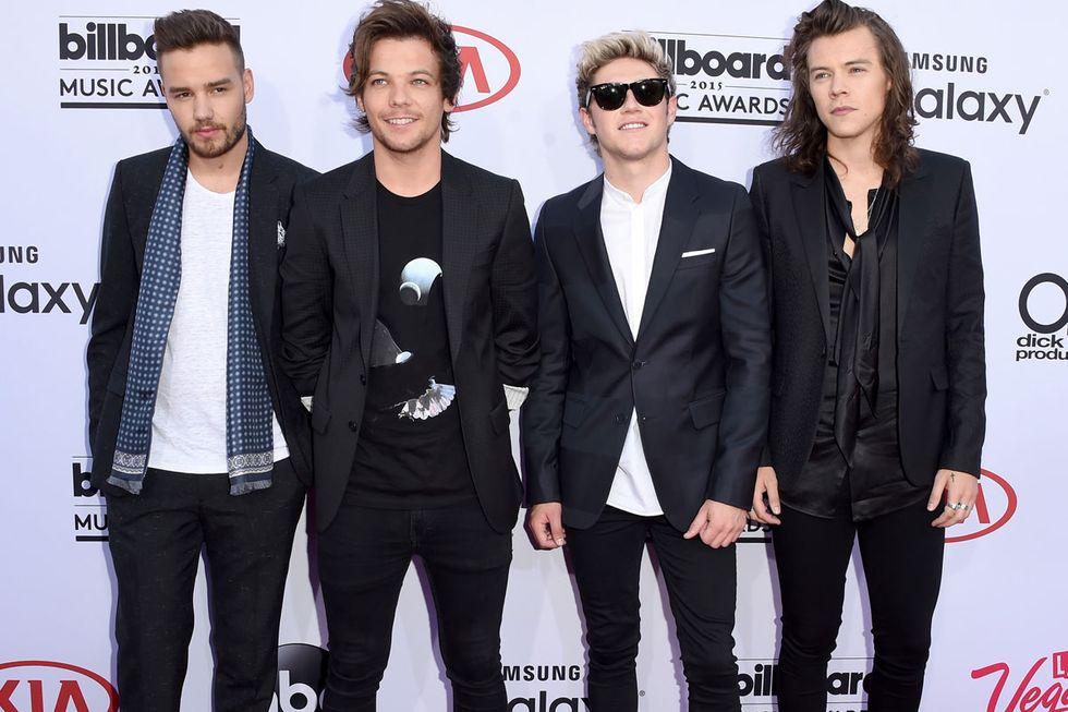 Gli One Direction si prenderanno una pausa