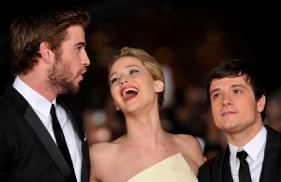 The Hunger Games: quando un'immagine vale più di cento parole