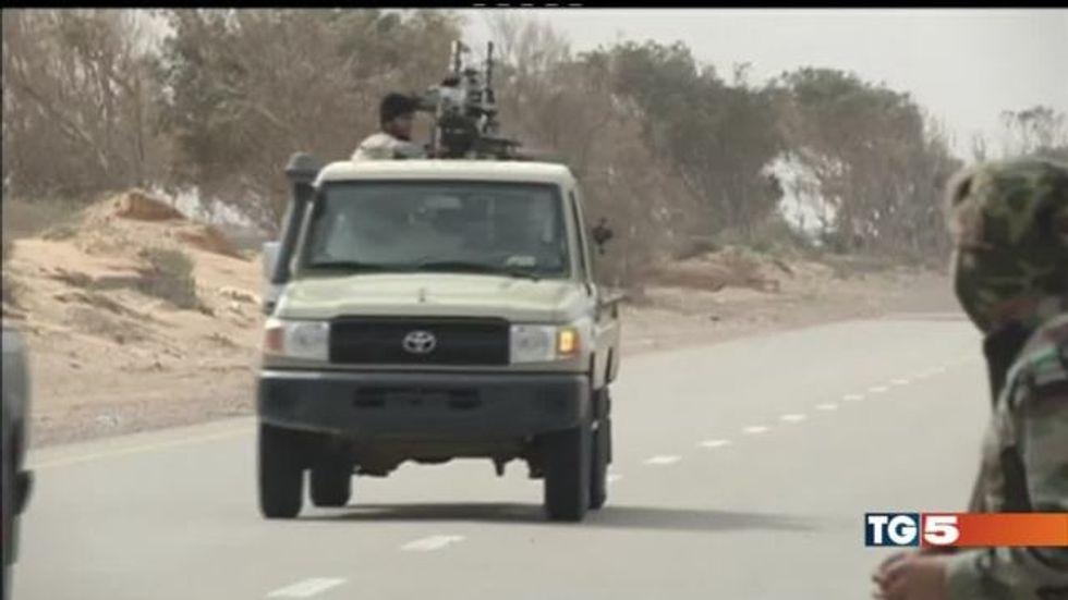 Libia: rapiti quattro italiani