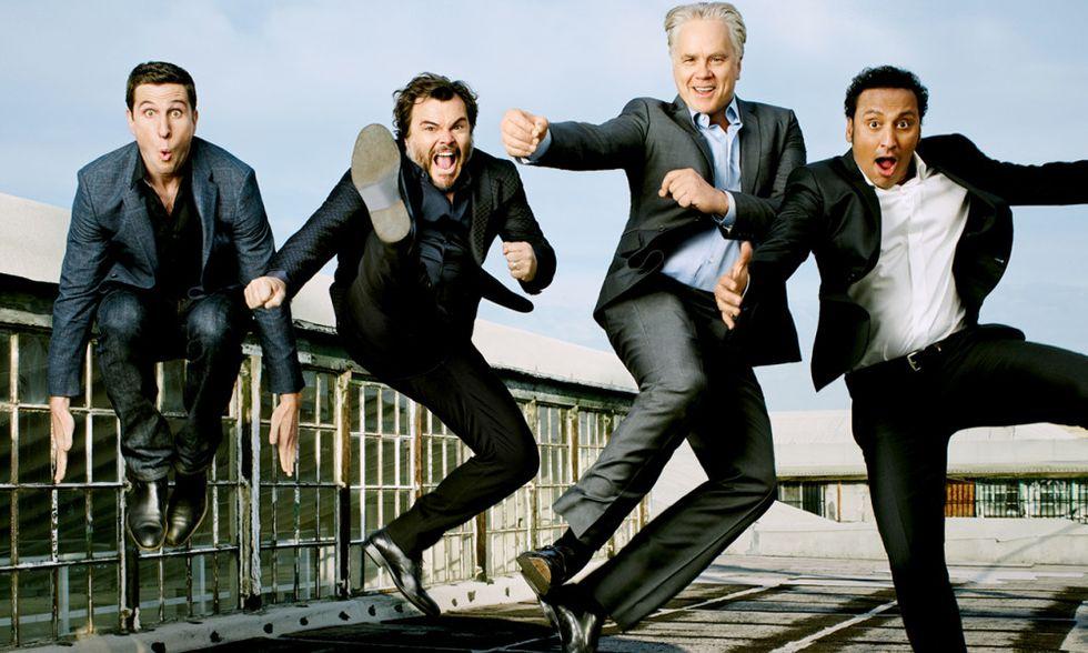 The Brink: la nuova serie targata HBO con Tim Robbins e Jack Black