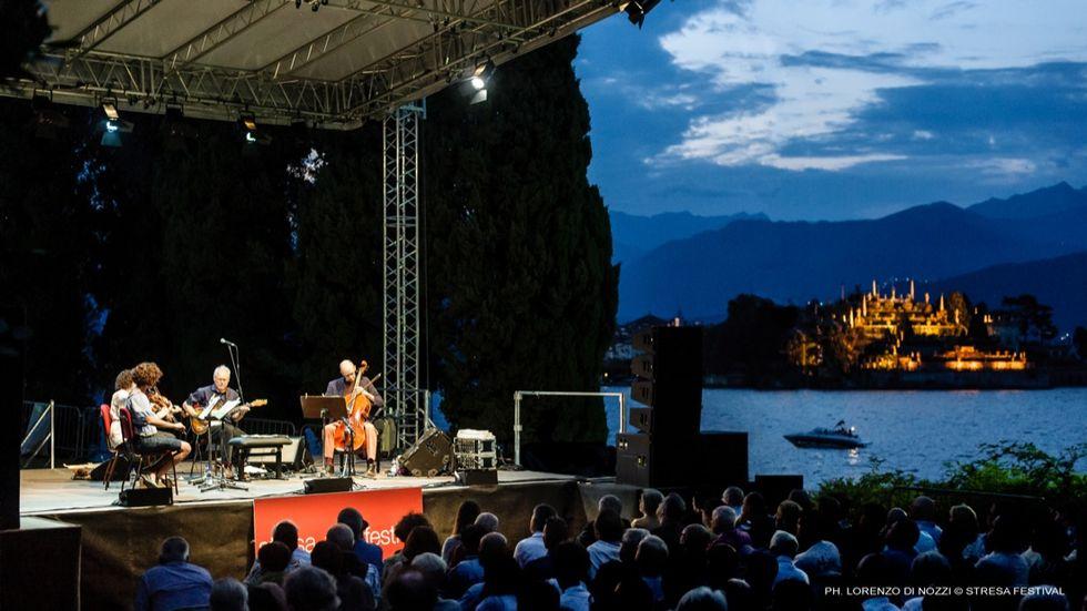 Il jazz sul Lago Maggiore
