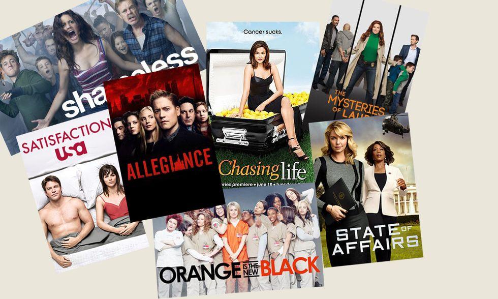 nuove serie tv di Mediaset Premium a settembre