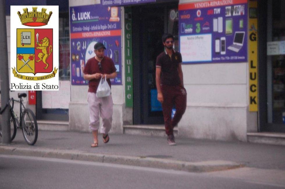 Terrorismo islamico: nel mirino una base militare e la stazione di Brescia