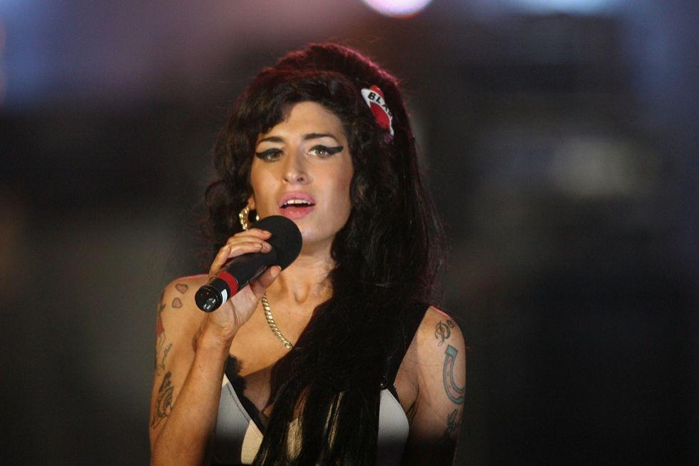 L'eredità di Amy Winehouse è la lotta per prevenire le tossicodipendenze