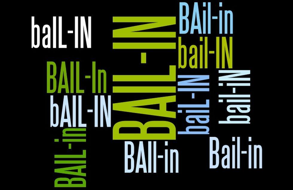"""Bail in, il salvataggio """"da dentro"""" che mette in fuga i capitali"""
