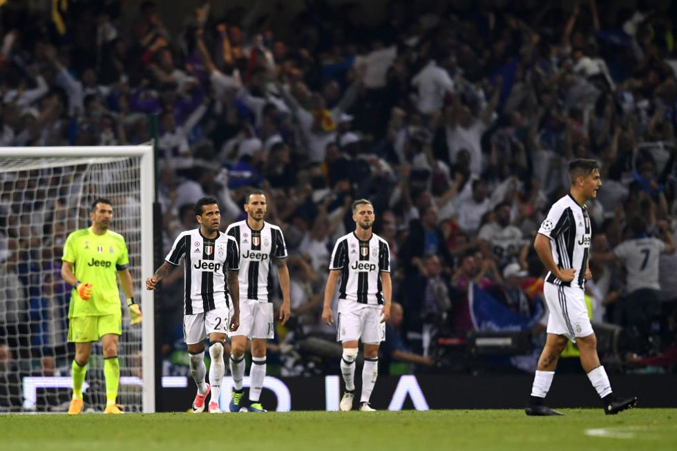 Juventus Real Madrid finale Champions League 2017 Cardiff