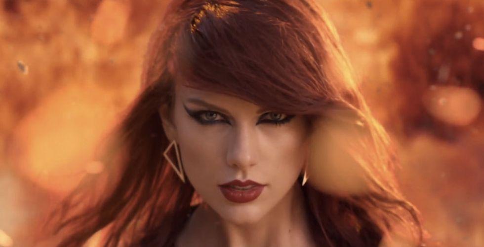 """Taylor Swift: il video di """"Bad blood""""è un plagio?"""