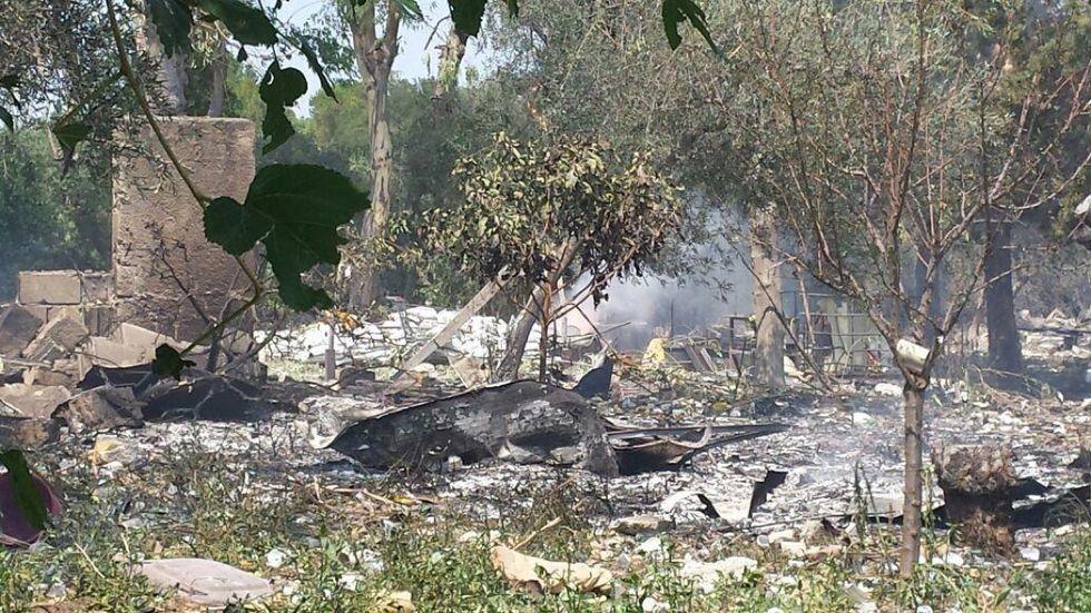 Modugno: i morti dell'esplosione nella fabbrica di fuochi sono 10