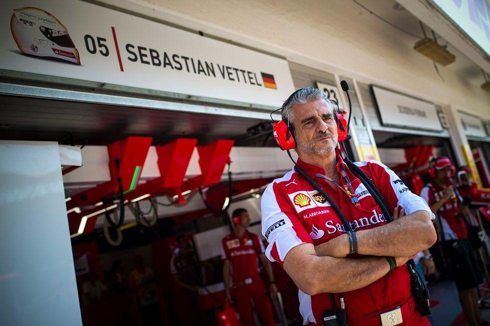 Arrivabene-Ferrari