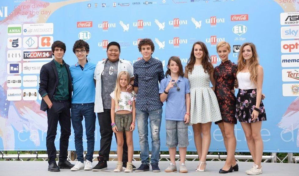 Braccialetti Rossi 3 Giffoni Film Festival