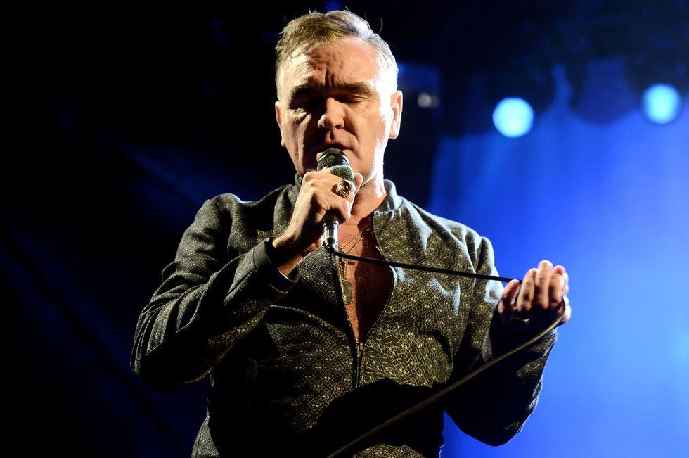 Morrissey in concerto il 7 ottobre a Napoli