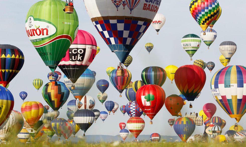 Lorraine Mondial Air Balloon Festival 2015
