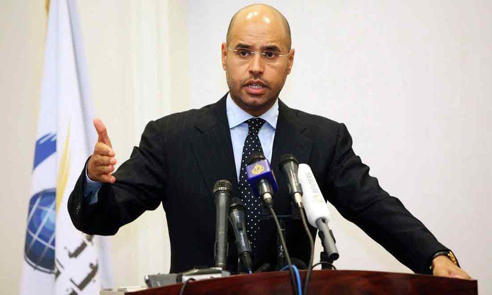 La condanna a morte di Saif, il secondogenito di Gheddafi
