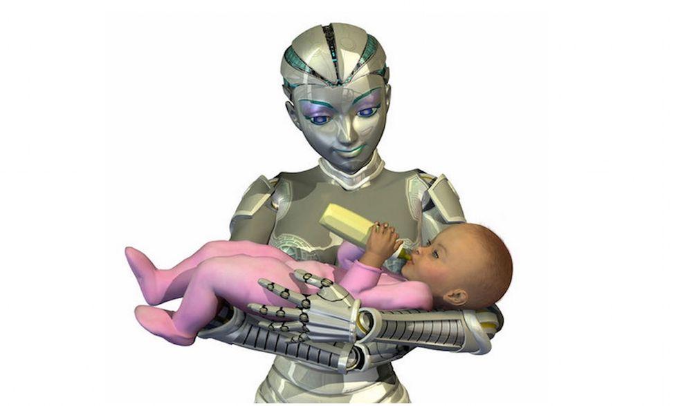 robot figli