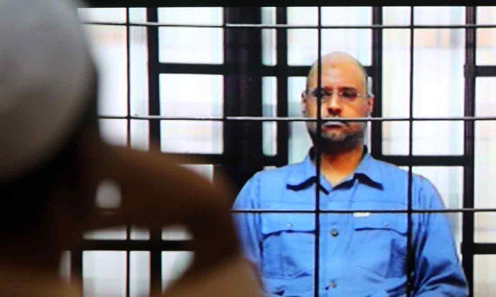 I punti da chiarire sulla condanna a morte di Saif Gheddafi