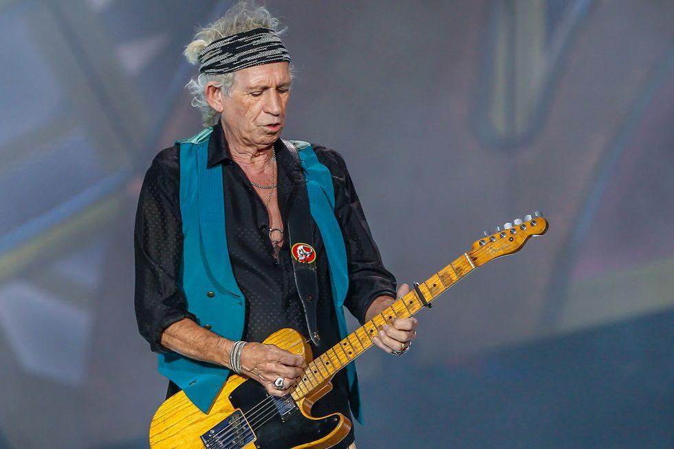 Keith Richards: le 10 dichiarazioni cult sulle droghe