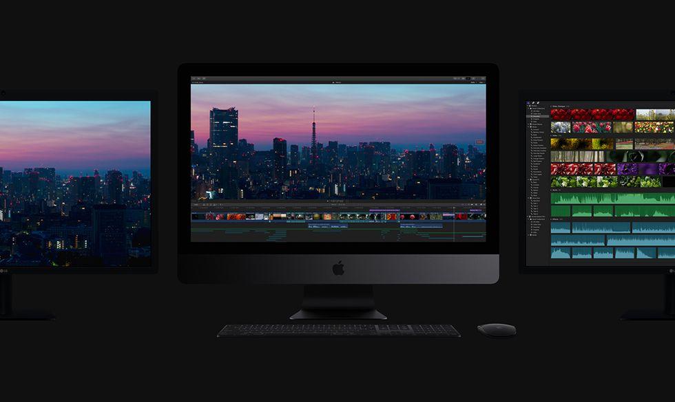 Cosa c'è dentro il nuovo iMac Pro di Apple