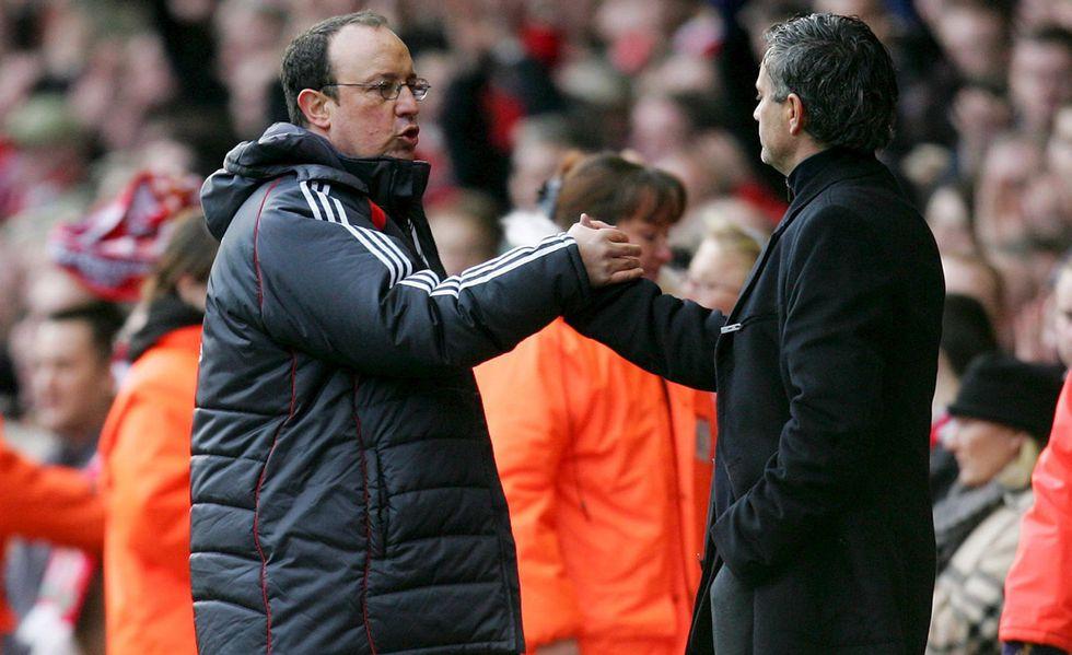 """Mourinho replica alla signora Benitez: """"Perché non pensa alla dieta di Rafa?"""""""