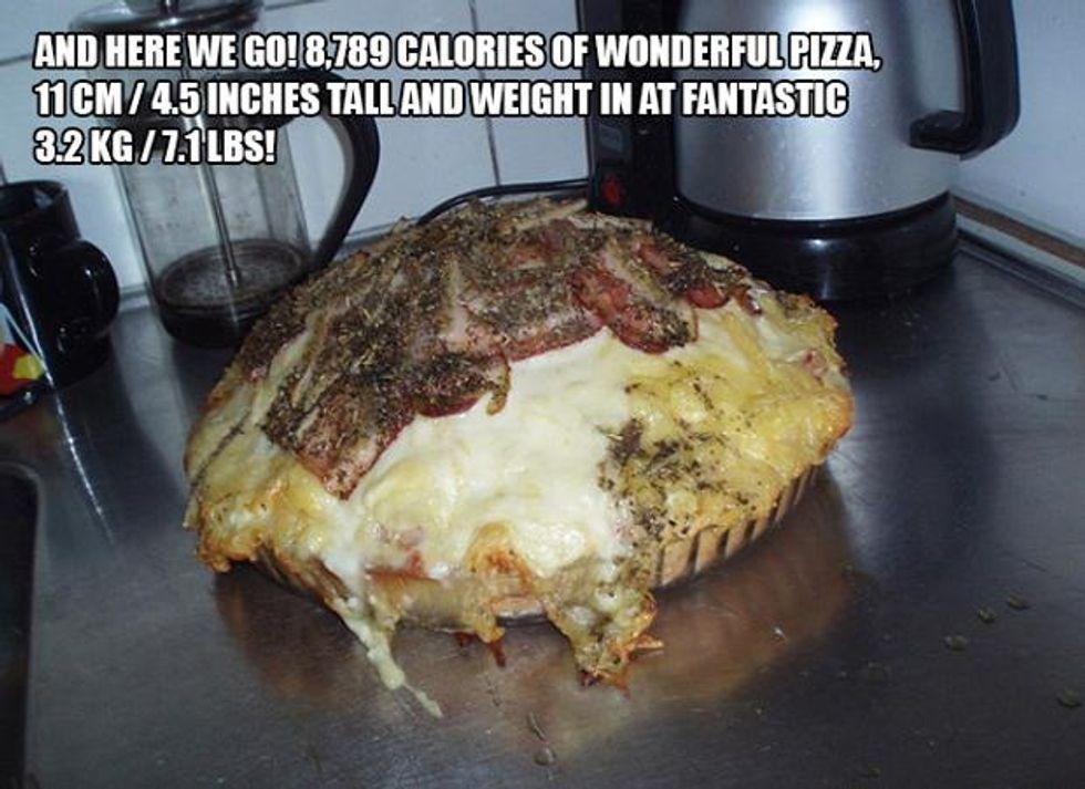 Le 7 peggiori pizze al mondo