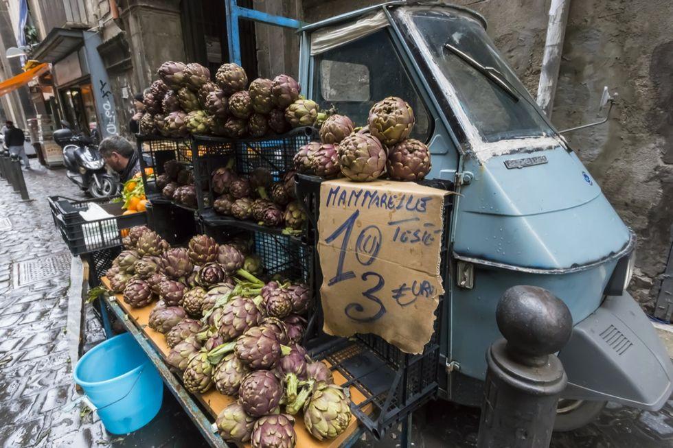 Napoli-ambulanti