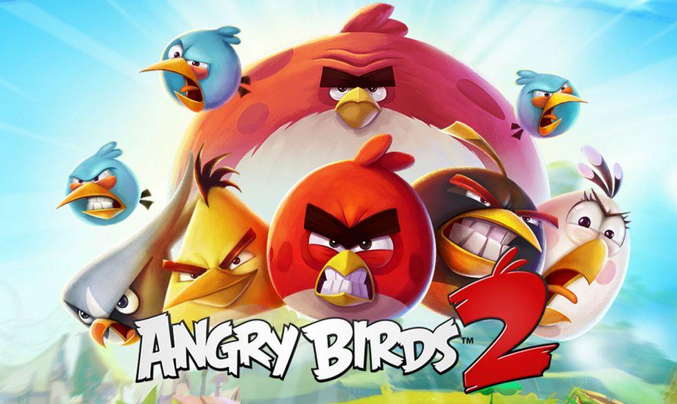 Angry Birds 2 i trucchi