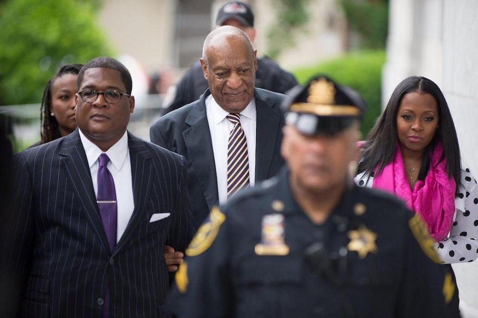 Bill Cosby processo 2017