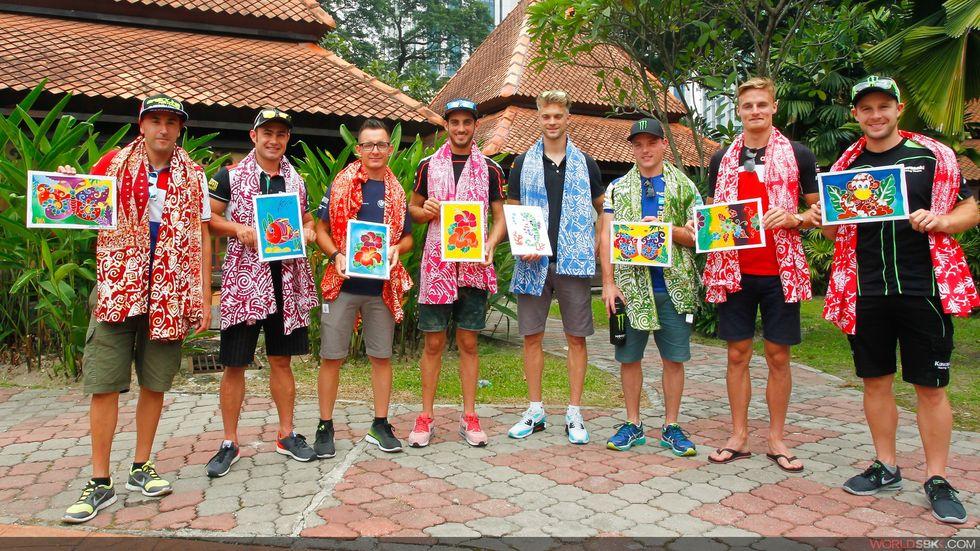 Round 10: a  Sepang, di nuovo tutti in piedi per Max Biaggi