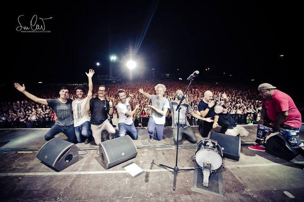 Fabi Silvestri Gazzè: trionfo a Rock in Roma - La recensione