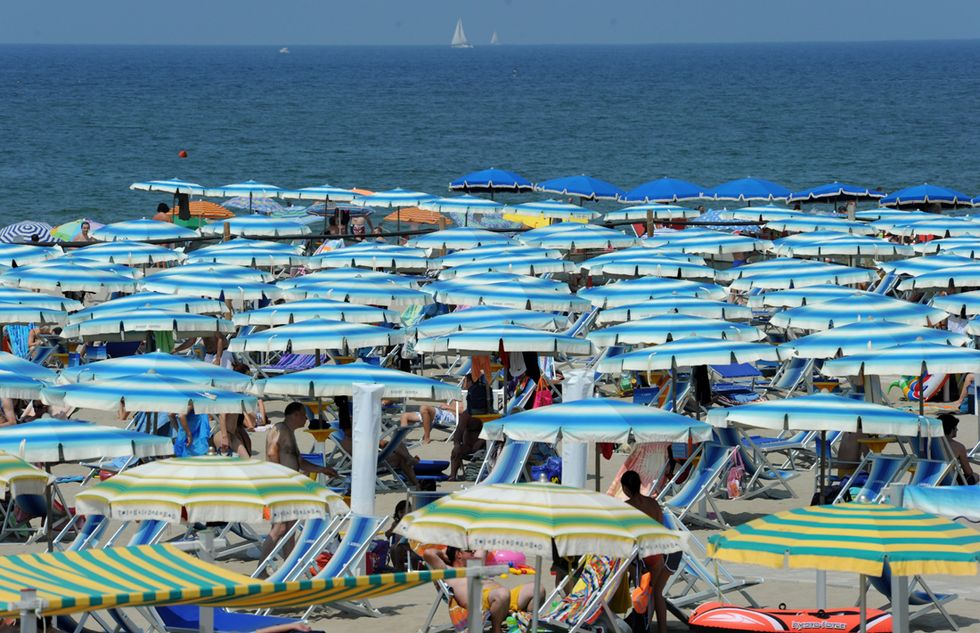 boom spiagge italia