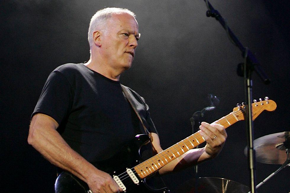 """David Gilmour, nuovo album solista: il video di """"Rattle That Lock"""""""
