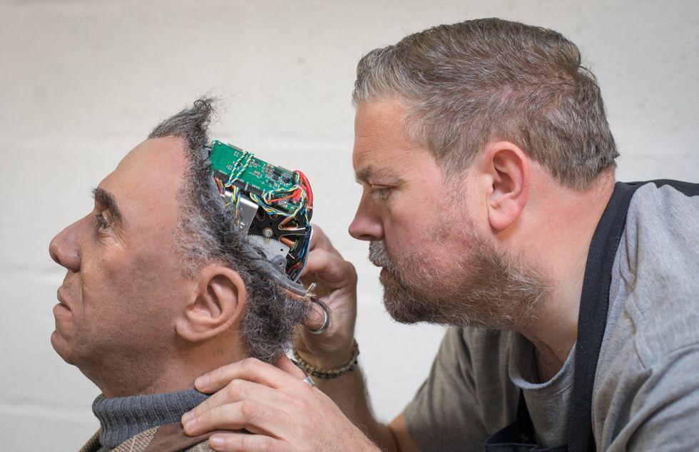 mesmer robot cornovaglia