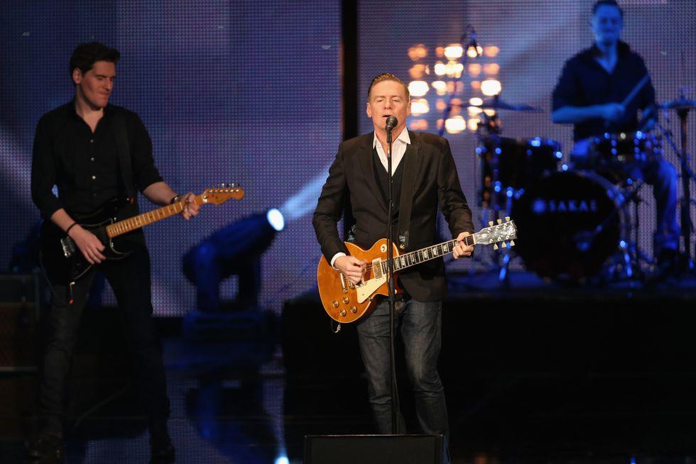 Bryan Adams conquista Roma con il suo energico classic rock