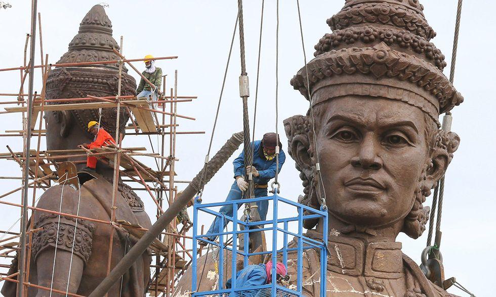 Thailandia, il Pantheon dei Re