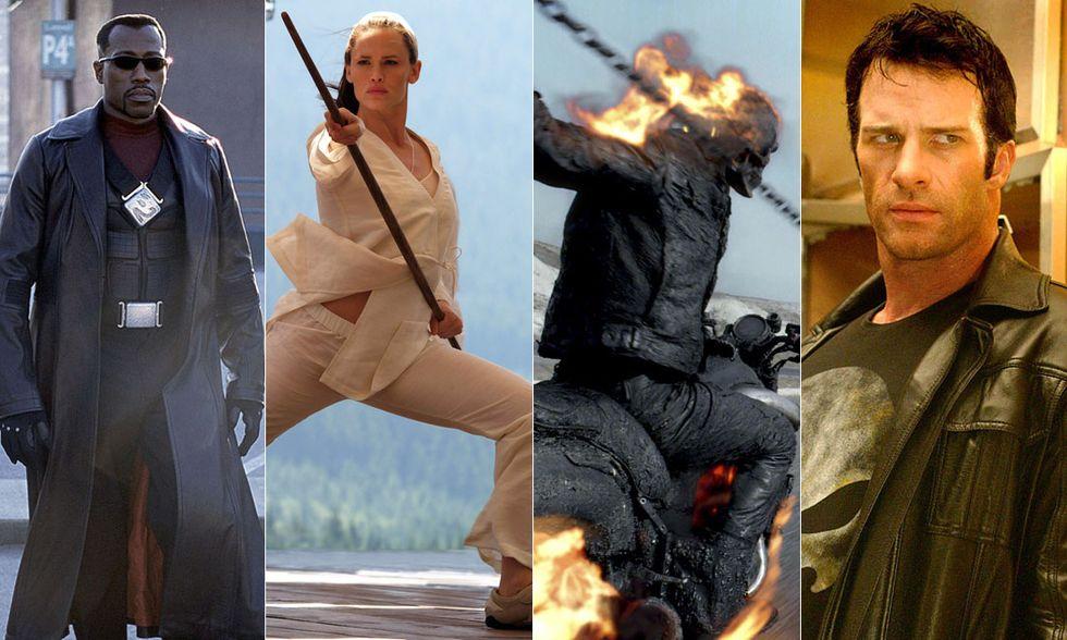 I 10 peggiori eroi Marvel al cinema