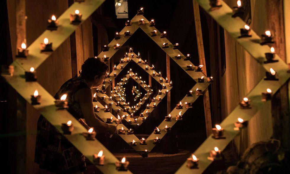 Festa delle lucerne a Somma Vesuviana