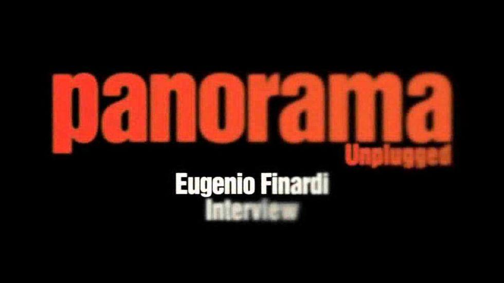 Eugenio Finardi inaugura Panorama Unplugged - Video - video