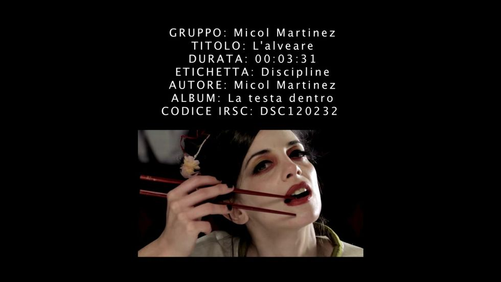 Micol Martinez: il video in esclusiva
