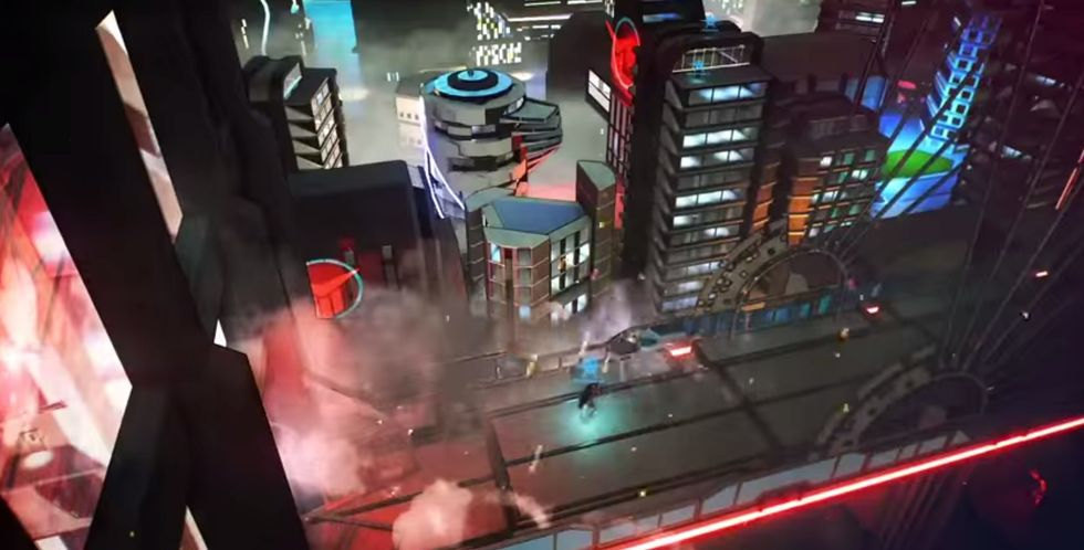 Crackdown 3, il primo videogioco dove puoi distruggere tutto
