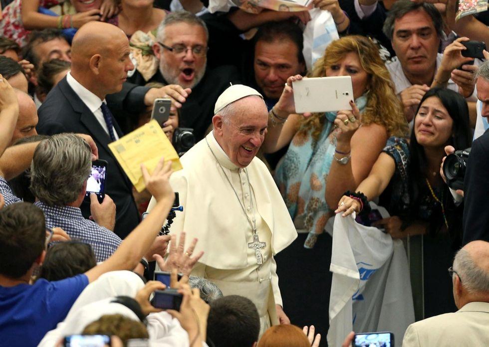 """Papa Francesco: """"Non trattate i risposati come scomunicati"""""""