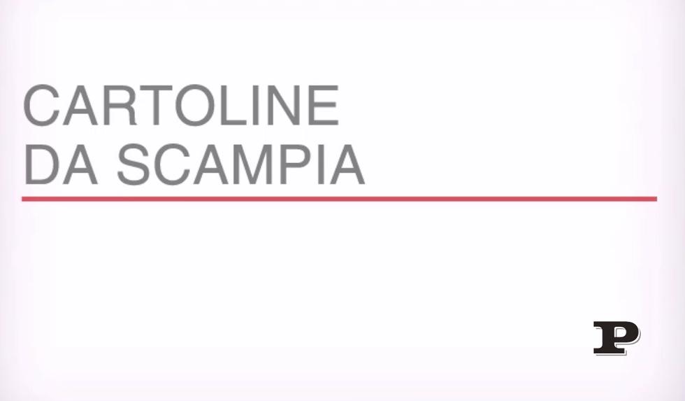 Cartoline da Scampia
