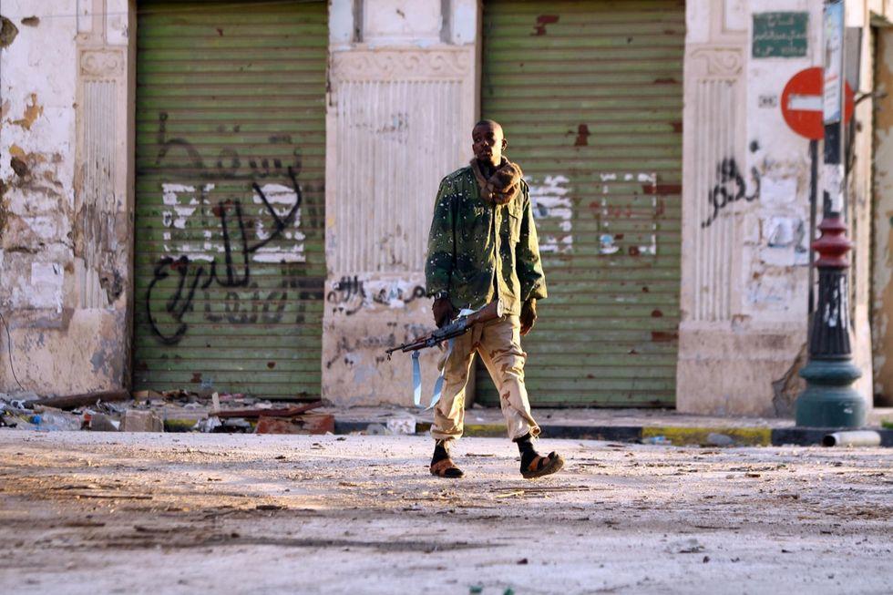 Bengasi-libia