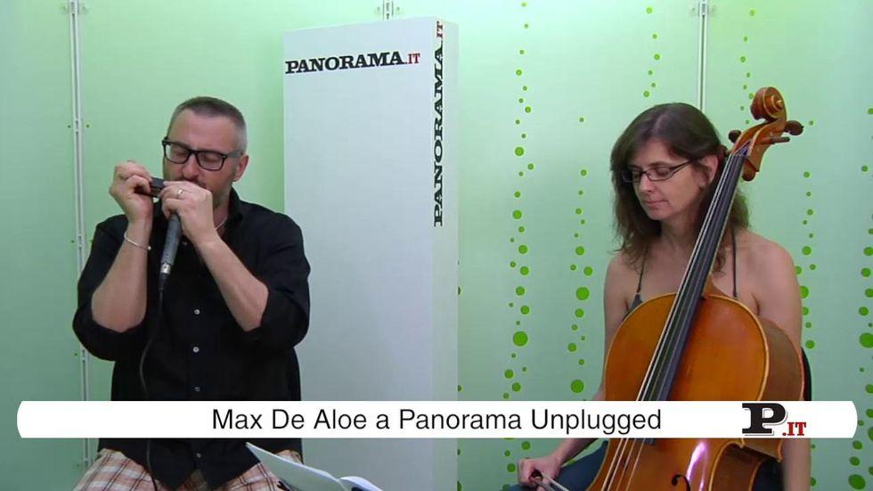 Max De Aloe a Panorama Unplugged - video