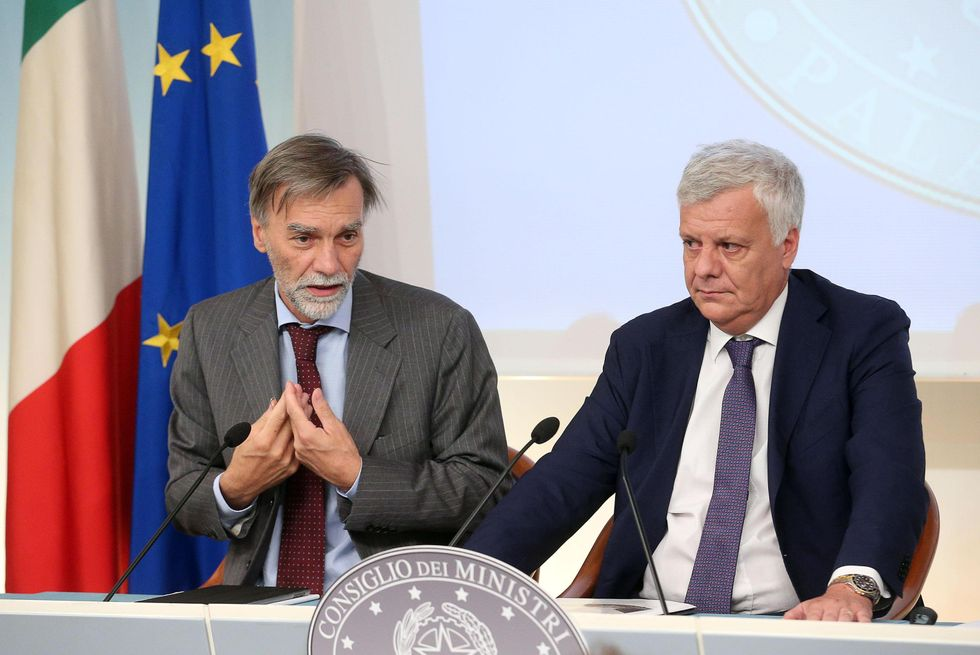 """Galletti: """"1,3 miliardi per intervenire sul dissesto del territorio"""""""