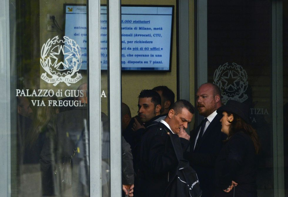 Sparatoria in Tribunale: prima di Milano è accaduto a Reggio Emilia