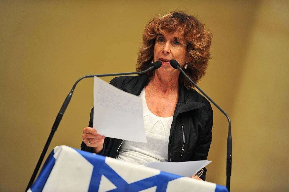 Fiamma Nirenstein, una giornalista ambasciatrice di Israele in Italia