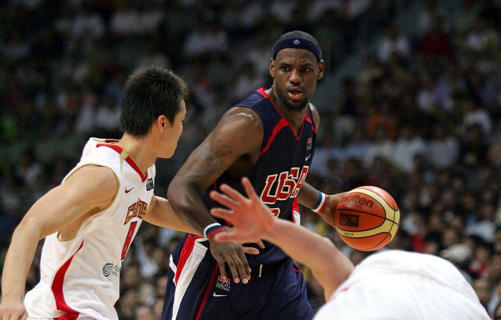 Nba: i giocatori più perdenti nella storia di Team Usa