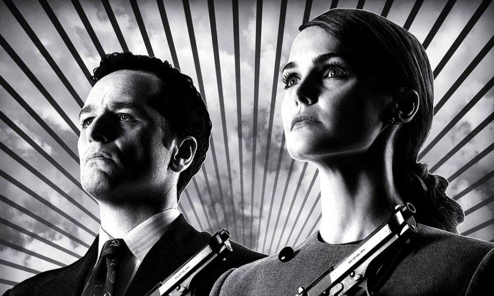 The Americans: la serie tv da non perdere
