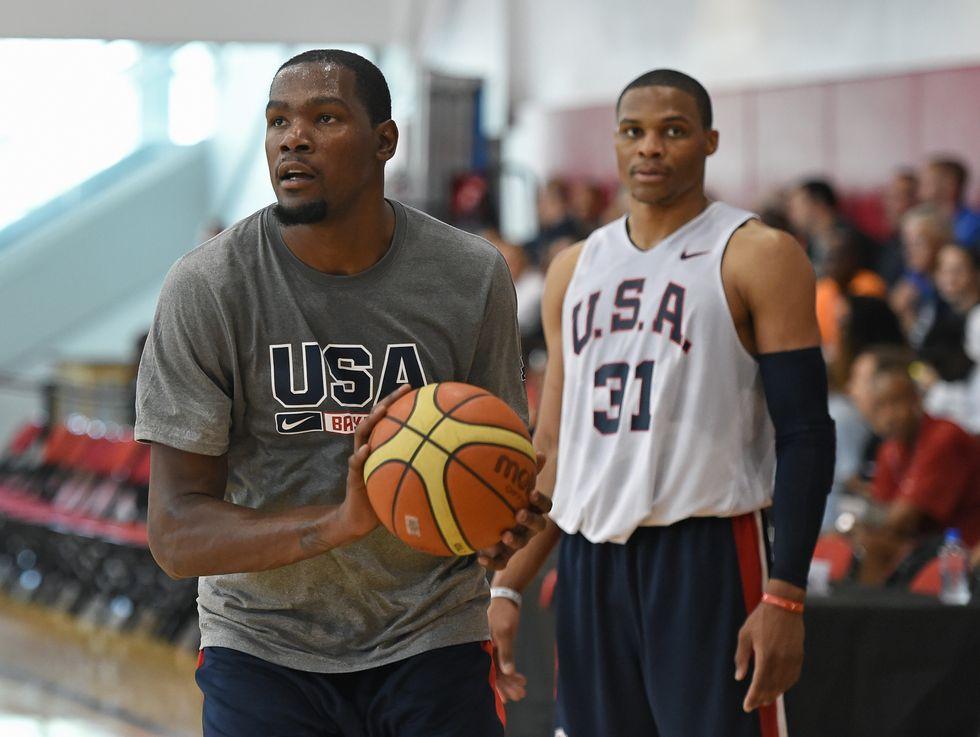 Team Usa: al via il camp di Las Vegas.. senza LeBron James